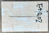 Kleber-Fliese-Form-Küche-Wand der Beigen-120X180mm deckt amerikanische Keramikziegel mit Ziegeln