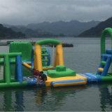 Große aufblasbare Wasser-Spielwaren/aufblasbarer Wasser-Park für Spaß (WG-0156)