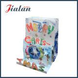 Mit Einkaufen-Träger-Geschenk-Papierbeutel der frohen Weihnacht-anpassen 3D