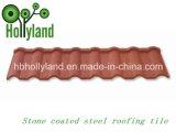 Überzogene Metalldach-Steinfliese (Mailand-Typ)