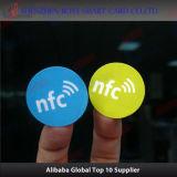 쉬운 사용 전화를 위한 접착성 Nfc 꼬리표 스티커