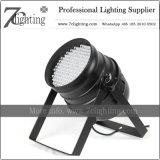 177 RGB LED PAR 64 может DMX освещения прожектора