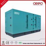 Oripo 33kVA/26kwは無声タイプCumminsのディーゼル発電機を開く