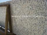 Tegel van het Graniet van de Huid van de Tijger van het Graniet van de Prijs van de fabriek de Chinese Roze Rode