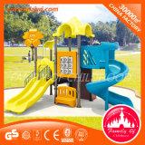 Mini Kids jouet en plastique pour la vente de la structure de terrain de jeux de plein air