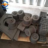 Type de crochet de suspension du crochet de grenaillage Prix de la machine
