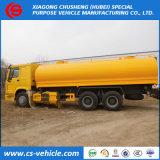 Sinotruck HOWO 6X4 20の水交通機関のためのM3給水車