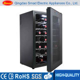 Sicao Compressor Display Wine Cooler Wine Refrigérateur