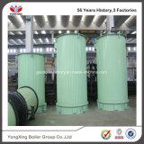 수평한 조립된 기름 가스에 의하여 발사되는 열 기름 보일러 또는 디젤 또는 석탄 증기 물 보일러