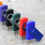 Azionamento classico variopinto dell'istantaneo del USB della parte girevole del USB con il marchio