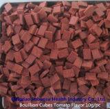 De gemengde en Droge Kubus van Bouillion van de Garnalen van de Specerijen van het Kruiden