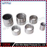 Personnaliser le tournant de pièces en laiton de précision les pièces d'usinage CNC
