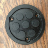 Substituição redonda Pastilhas Nr blocos de borracha para elevadores automático