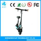 Faltendes Zwei-Rad, das elektrischen Roller für Erwachsene und Kinder steht