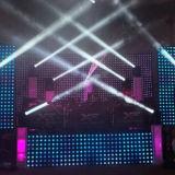 DJ 단계 점화 Sharpy 200 5r 광속 이동하는 맨 위 빛