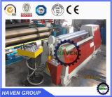 Machine de plaque du rouleau W12S-35X3000 4 de dépliement en acier et de roulement