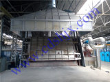 (Alloy) Rod di alluminio Continuous Casting e Rolling Production Line