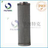 Fibra de vidro Filterk Cartucho do Filtro Hidráulico
