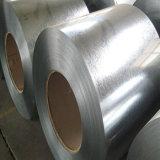 la couleur de matériau de construction de 0.49*1250mm a enduit la bobine en acier galvanisée