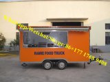 Almost Food Trucks for halls in China