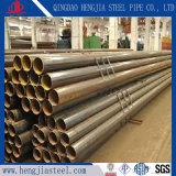 Q235 REG leve de tubos de acero de carbono estructural