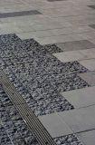 Китай черный базальтовой оптовой асфальтирование камня