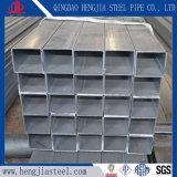Acciaio al carbonio quadrato galvanizzato tuffato caldo del tubo per la struttura d'acciaio