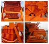 Mezclador concreto obligatorio gemelo del eje de la alta calidad (JS1000) en Ghana