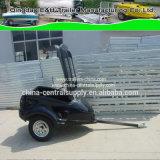 卸し売り買物の製造者の販売1.6X1.1mのガラス繊維ボックストレーラーCT0013