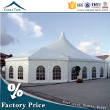 Europäisches Style Strong Snow Loading Winter Mixed Marquee Tent mit PVC Fabric