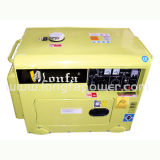 세륨 Soncap를 가진 6.5kVA Portable Single Phase Diesel Generator
