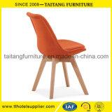 Cadeira de madeira do lazer do frame da cor brilhante