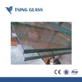 유리제 탄알 증거 유리제 층계/난간/손잡이지주를 위한 공간 또는 착색된 박판으로 만들어진 유리