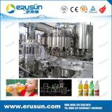 Máquina de enchimento Carbonated da bebida da capacidade pequena