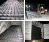 Gewellter konkreter verstärkengeschweißter Stahlmaschendraht/konkretes Stahlineinander greifen