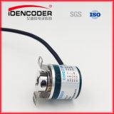 Codificador rotatorio Semi-Hueco del eje de rotación del CNC del torno, codificador incremental