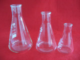 fiole conique en verre de quartz 250ml