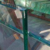 12mm transparente Sicherheits-super großes ausgeglichenes Glas