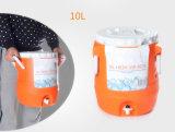 subsistance en gros portative de nourriture de cadre de baril du refroidisseur 10L fraîche