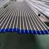 L'acier inoxydable de l'extrémité 304 316 ordinaire sans joint lumineux recuisent la pipe