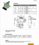 Moteur synchrone 2-300W pour lit médical