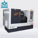 セリウムの高精度の金属のBenchtop棒送り装置CNC機械旋盤Ck40