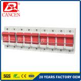 corta-circuito del interruptor MCCB MCB RCCB del aislamiento del tirón de la mano de 80-125A 4p