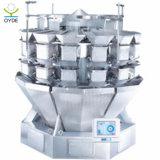 Peseur Multihead PLC pour les noix, graines, copeaux, de haricots, de sucreries, des bonbons à l'emballage