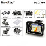 Ipx 7 강한 방수와 내진성 기관자전차 GPS 항해자