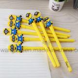 Ручка шарика шаржа для рекламы Ballpen