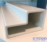 ガラス繊維の建物フレーム、FRPのドアのビーム、GRPの構築のプロフィール