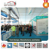 Gran Exposición tienda con Booth, claro Sapn Feria Carpa con soporte