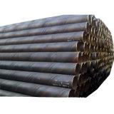 Спиральная сварной API нефти и газа стальную трубу