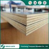 Álamos/Combi/Película núcleo de madera de contrachapado de frente para la construcción